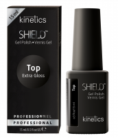Kinetics Покрытие верхнее с экстра глянцем SHIELD Extra Top (15 мл)